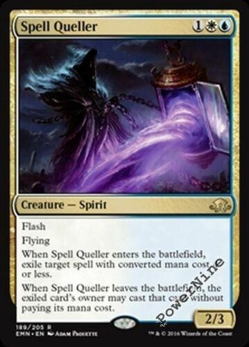 1 FOIL Spell Queller Gold Eldritch Moon Mtg Magic Rare 1x x1
