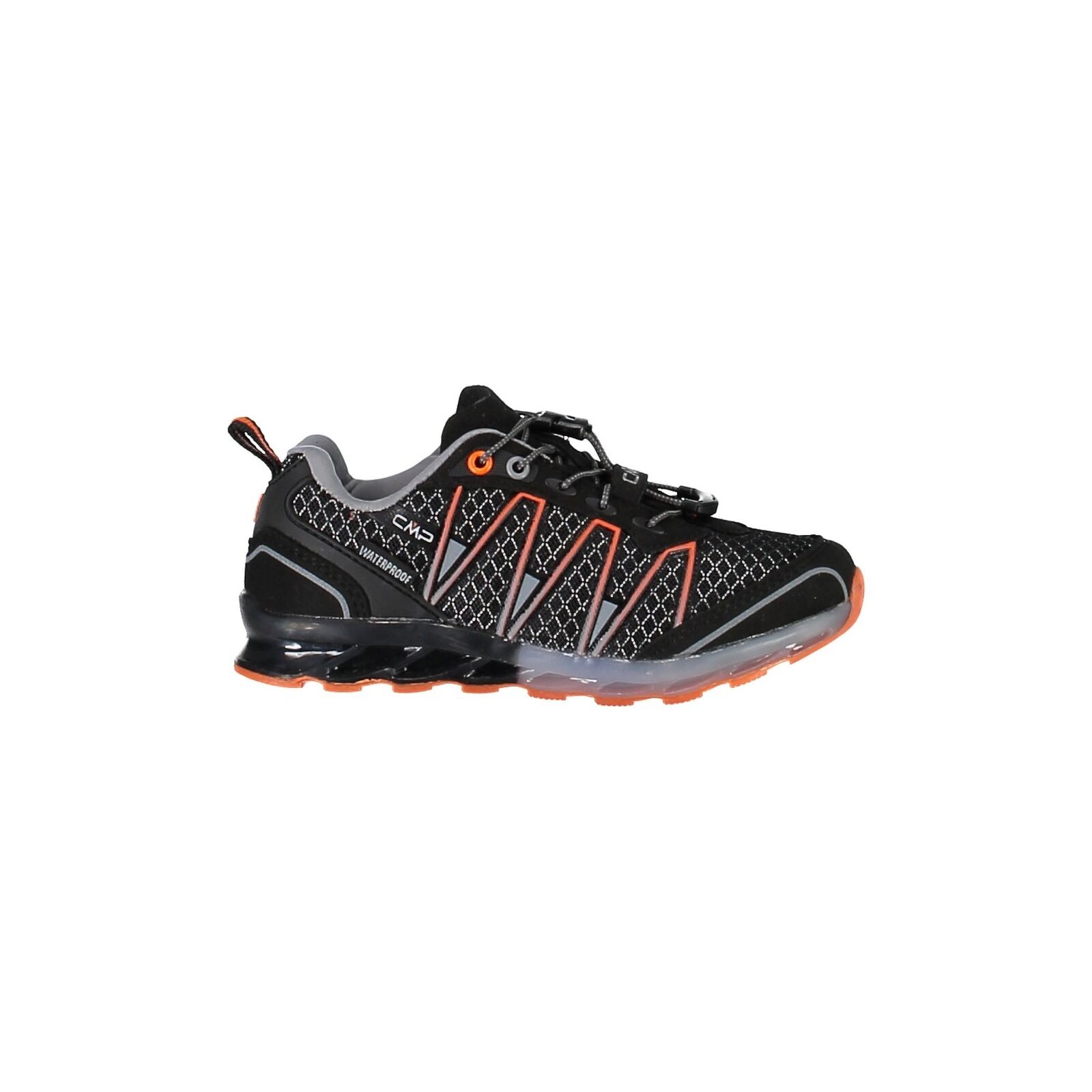 CMP shoes  da Corsa Sport Bambini Altak Trail shoes Wp black Pianura  with 60% off discount
