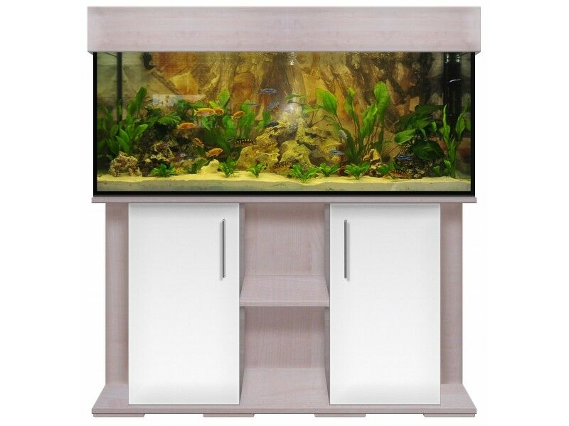 Aquariumkombination standard+r 120x50x50  300l, 8mm