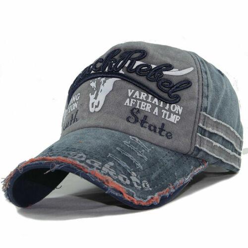 Trucker Cap Snapback Hip-hop Hat Men Unisex Sport Adjustable Women