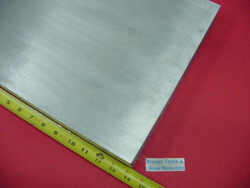 2 Pieces 3/8 X 10 X 14 ALUMINUM 6061 FLAT BAR T6511 New Mill Stock Plate .375