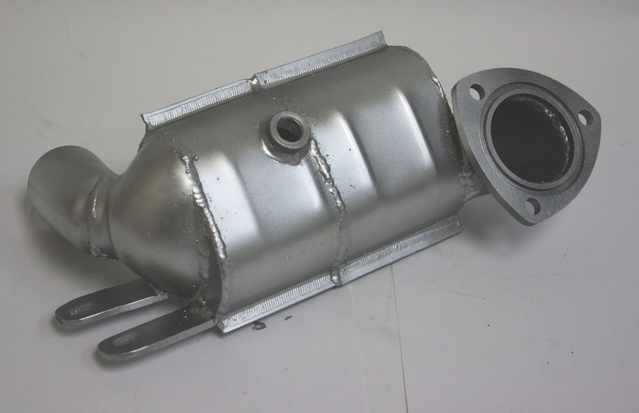 2003 jaguar x type catalytic converter