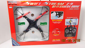 Fly The Best Swift Stream Z 9 Wi Fi Camera Drone Indooroutdoor
