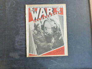 1940-THE-WAR-ILLUSTRATED-VOL-3-50-CANADIAN-ARRIVALS-JAPAN-v-CHINA-JERSEY