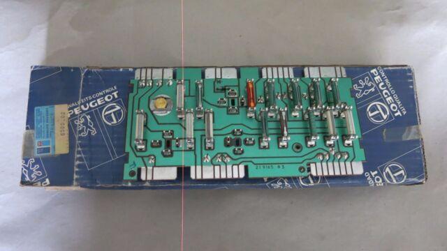 peugeot 505 fuse board panel circuit impime de boite a fusuble ebay rh ebay com
