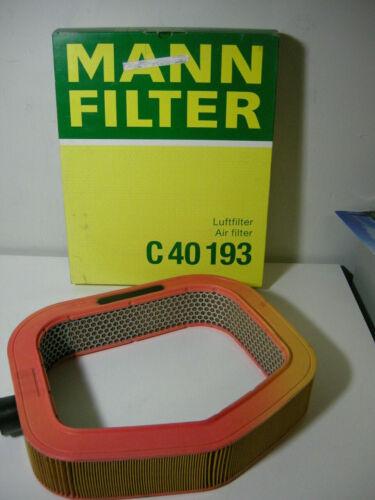 Mercedes Benz 003 094 53 04 *NOS MANN C40193 Air Filter