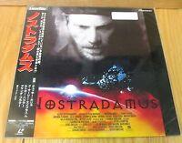 Nostradamus Laserdisc And Sealed