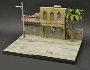 DioDump-DD108-Middle-East-street-diorama-039-Karbala-039-1-72-scale-complete-diorama