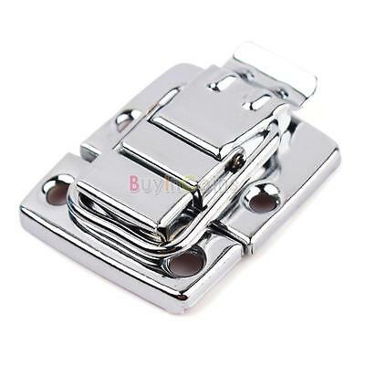 Stainless Steel Toggle Latch For Chest Box Case Suitcase Tool Clasp Silver New