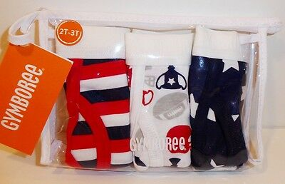 Gymboree 3PAIR briefs underwear NWT 2T 3T BOYS polar bears