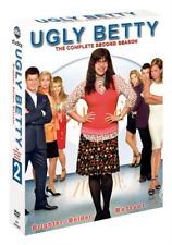 America Ferrera, Eric Mabius-Ugly Betty: Season 2  (UK IMPORT)  DVD NEW