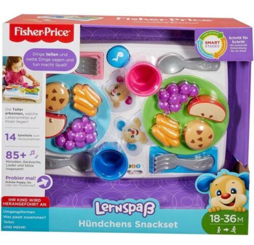 Fisher Price Lernspaß Hündchens Snackset