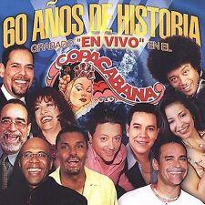 Various Artists 60 Anos De Historia Grabado En Copacaban CD