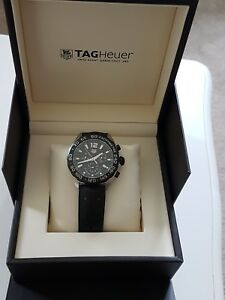 Mens Tag Heuer 2017 Ed Chronograph F1 Formula One CAZ1110 Watch  Box amp Papers - Sheffield, United Kingdom - Mens Tag Heuer 2017 Ed Chronograph F1 Formula One CAZ1110 Watch  Box amp Papers - Sheffield, United Kingdom