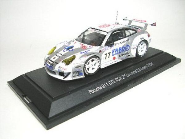 Porsche 911 Gt3 Rsr , No77 2nd. Gt Class Lemans 2004