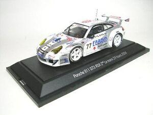 PORSCHE-911-gt3-RSR-no77-2nd-GT-CLASS-LEMANS-2004