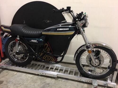 1973-1975 Kawasaki KZ900 KZ 900 Z1 900cc cafe racer motorcycle seat CODE S3369