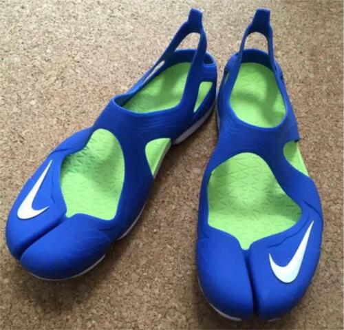 NIKE Free Rift Sandal 27.0cm / US 9 Blue Water Sho