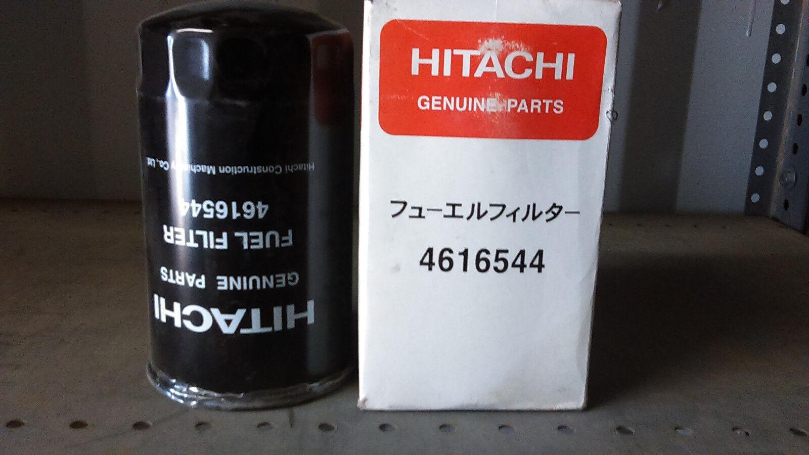 Na Fuel Filter Hitachi 4616544 Ebay Caterpillar Housing Norton Secured Powered By Verisign