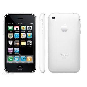 Original-Unlocked-Apple-iPhone-3GS-iOS-8GB-Smartphone-White-Black