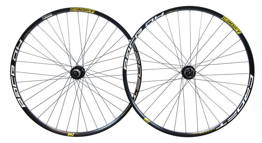 CROFT Race DH 29er MTB Bike Disc Wheelset 15 20 QR 12x135 QR Shimano SRAM NEW