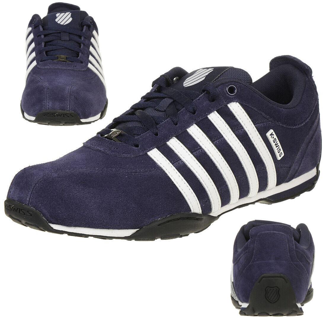K-Swiss arvee 1.5 zapatos zapatillas azul 02453-442-m