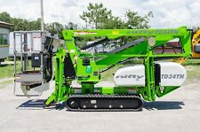 Nifty Td34t Narrow Track Drive Boom Lift 40 Work Heightbrand New 2021s30w