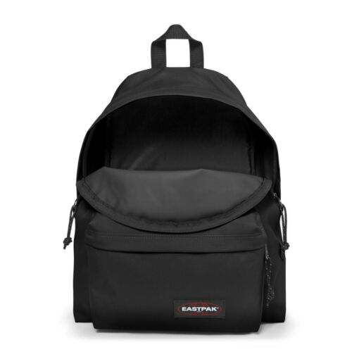 b740cf6f83 nero Eastpak Black Scuola Sport Padded Viaggio Zaino Pak'r Backpack qrRntfra