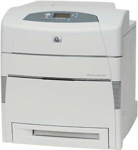 HP-Colour-LaserJet-5550N-5550-N-A3-A4-Network-Laser-Printer-No-Toners-Warranty