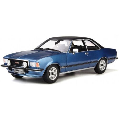 Opel Commodore B GS//E 1977 Blue 1//18 OT668 OTTOMOBILE