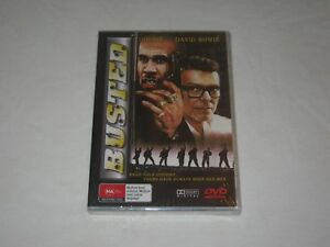 Busted-David-Bowie-Brand-New-amp-Sealed-Region-4-DVD