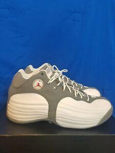8faa86da71a1 Sz 11.5 Men Nike Air Jordan Jumpman Team 1 Basketball Shoe White ...