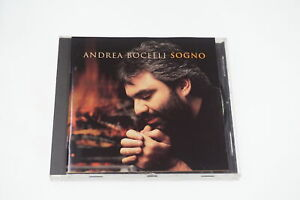 Sogno by Andrea Bocelli 731454722223 CD A13676