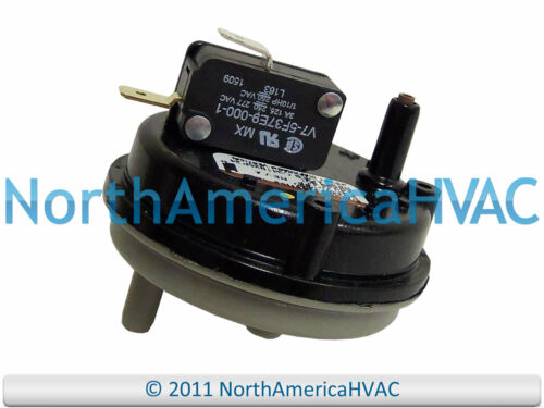 """Trane American Standard Furnace Vent Air Pressure Switch SWT2004 SWT02004 1.25/"""""""