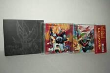 GREATMAZINGER ETERNAL EDITION FILE No. 5 & 6 GREAT CD AUDIO USATO VBC 50769