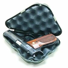 CaseGard Pocket Pistol Case Black Pistol Rug Design