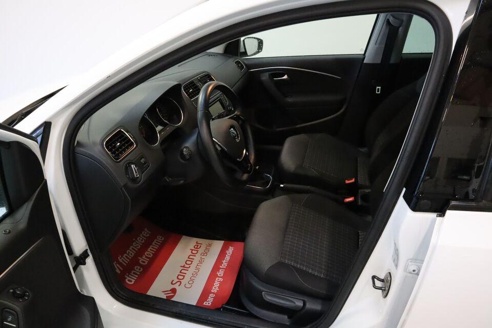 VW Polo 1,4 TDi 90 Comfortline BMT Diesel modelår 2017 km