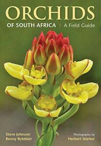 Orchids-of-South-Africa-A-Field-Guide-field-guide-Series-by-Benny-Bytebier-S
