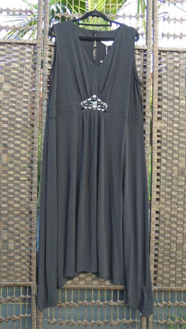 TS 14+ Virtuelle Black Onyx Dress S BNWT $119.95