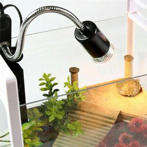 150W-Flexible-Reptile-Lizard-Turtle-Basking-Heat-Light-Lamp-Holder-UV-Bulb-Clip