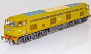 Heljan-5303-00-Gauge-Class-53-Co-Co-Diesel-Locomotive-D0280-039-Falcon-039-lime-gr