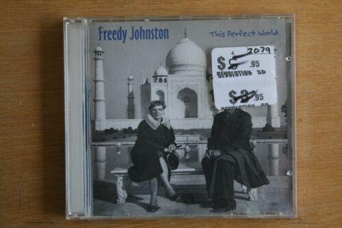 1 of 1 - Freedy Johnston  – This Perfect World    (C315)