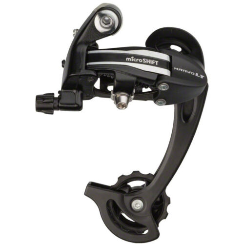 bicycle rear derailleur Microshift Marvo LT 6 7 8 9 speed Shimano Compatible