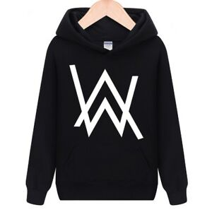 Anime-Alan-Walker-DJ-Faded-Hommes-Pulls-sweat-a-capuche-epais-Manteaux-vest