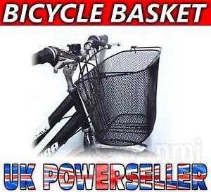 Large-Black-Mesh-Bike-Bicycle-Front-SHOPPING-BASKET