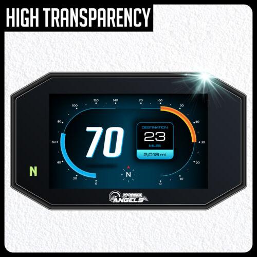 TRIUMPH DAYTONA MOTO 2 765 2020 Displayschutzfolie 2 x Klar /& 2 x Entspiegelt