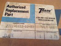 Trane Hvac Part Plt-500