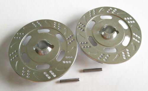 2PCS For UDR TRAXXAS Unlimited Desert Racer 8569 Aluminum Brake Disc Drive Hub