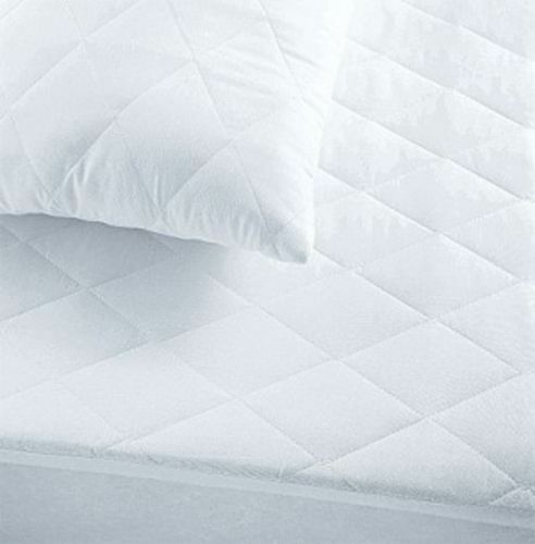 "TOP QUALITY EXTRA DEEP QUILTED MATTRESS PROTECTOR 12/"" FITTED BED COVER ALL SIZES"