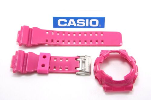 CASIO GA-110B-4 G-Shock Original Hot Pink BAND /& BEZEL Combo GA-110 GA-110B